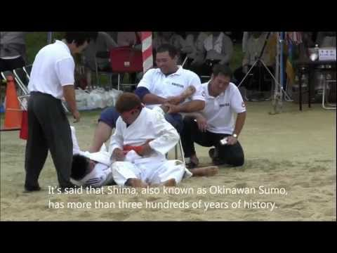 Okinawan Traditional Martial Arts - Shima (Okinawan Sumo)
