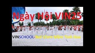 VINSCHOOL Nhảy FlashMod Cực Đẹp • Ngày Hội VIN25