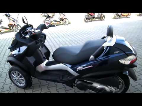 Piaggio MP3 400 LT 2010 Roller