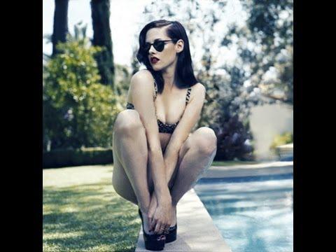 Kristen Stewart Bikini Pictures & Interview