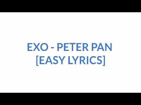 EXO - PETERPAN [EASY LYRICS]