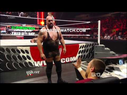 WWE Raw 2/13/12 Part 3(720p HD)