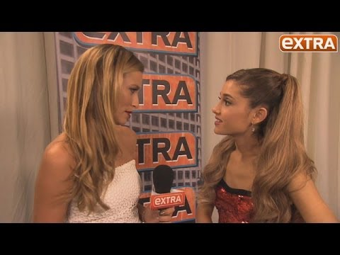 Ariana Grande Nearly Made Out with Patrick Schwarzenegger