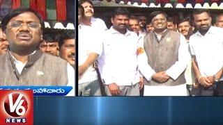 Districts Reorganisation To Resolve Problems Of Common People : T Govt Advisor Vivek   V6News