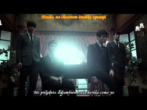 [MV HD] 2AM - I Wonder If You Hurt Like Me [Sub esp. + Romanización]