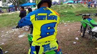 Motocross & grastrack 2018. Kulim. Belilas