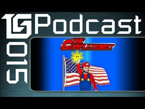 TGS Podcast - #15 ft The Completionist, hosted by TB, Dodger & Jesse!