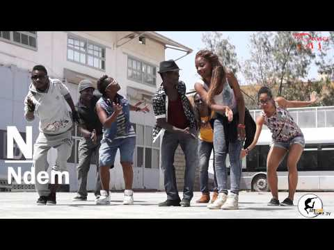 The Dance Hall | A-Z OF AFRICAN DANCES |