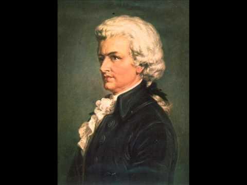 Моцарт Вольфганг Амадей - Маленькая серенада, 1-ая часть К.525