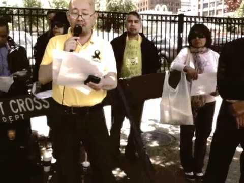 USP4GG Rally at Chicago China Consulate 3rd Edition.m4v