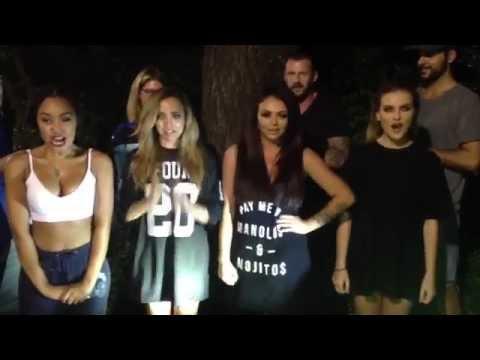 Little Mix - Als Ice Bucket Challenge video