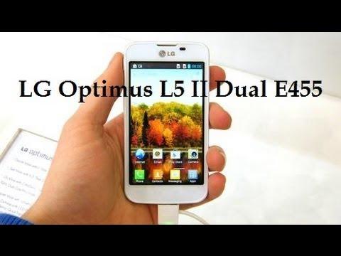LG Optimus L5 II Dual E455 - Review das Características