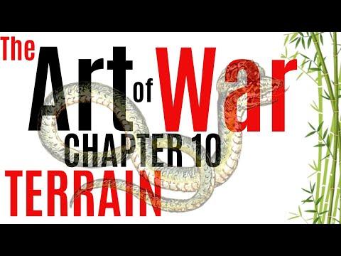 the Art of War Chapter 10 Terrain