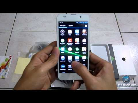 Unbox HKPhone Revo Lead8 + demo HDMI khong day - Zulshop.net