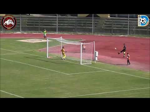 Nocerina – Foggia 0-2: gli highlights della gara