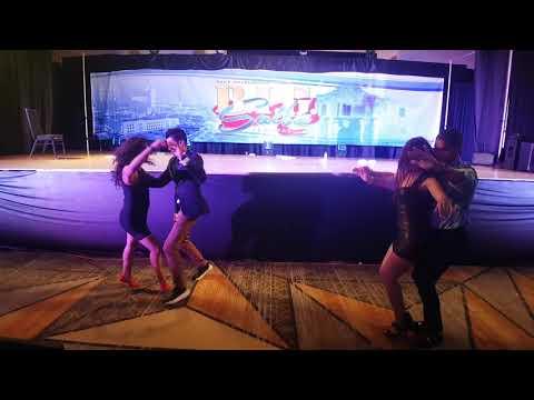 Victor, Edna, Britt, Wander - B.I.G Salsa Fest 2017