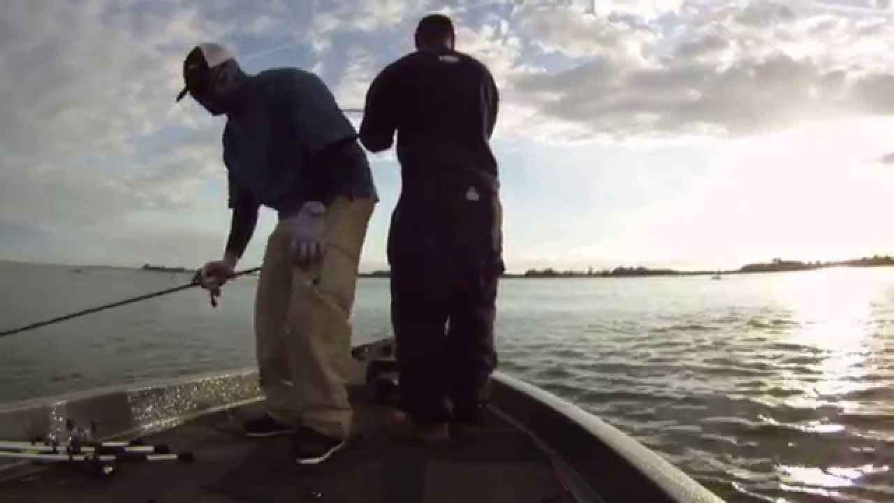Striper fishing on the california delta october 2014 for Ca delta fishing report