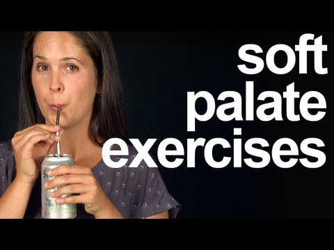 SOFT PALATE EXERCISES (6 of 6) — Vocal Exercises — American English Pronunciation