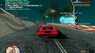 GTA SAMP - Bugs + WTF #6 - Na Pista pra Negócio (Drift Test)