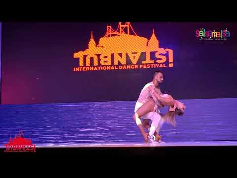 Sinem - Murat Bachata Show | IIDF-2018