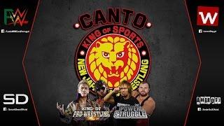Canto New Japan #2 - KOPW, Antevisão ao Power Struggle
