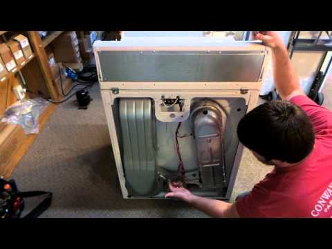 Whirlpool Kenmore Maytag Amana Dryer Won't Start - Easy Fix
