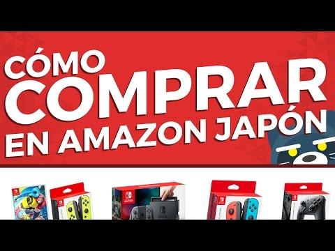 Cómo comprar en Amazon Japón (Nintendo Switch, Pro Controller, Joy-Con más baratos)