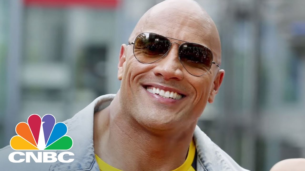 Dwayne 'The Rock' Johnson Teamed Up With Apple For A New Commercial Promoting Siri | CNBC