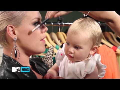Pink Details Daughter's Cameos On The Truth Abou Mtv HD