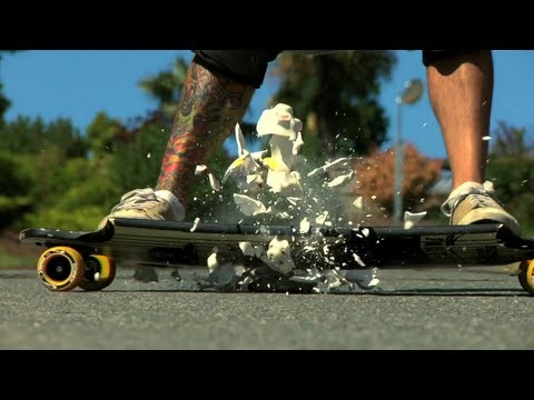 Landyachtz Longboards - Eh Team Episode 19 - Get In The Van
