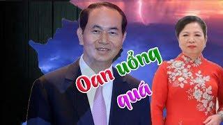 Quá phẫn uất, vợ con Trần Đại Quang tung danh sách 1 loạt quan chức bị á/m s/át, kêu oan cho chồng