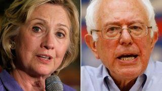 Can Clinton slow Sanders's momentum?