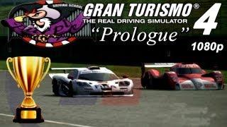 Gran Turismo 4: Prologue [1080p] - Purple Section - Gold & Prize Car!!!!!