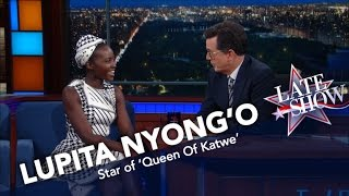 Lupita Nyong'o Dropped Everything To Party With President Obama