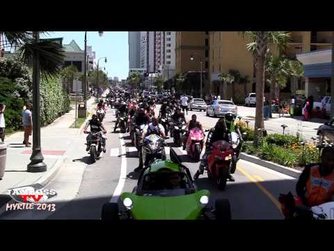 Myrtle Beach Ruff Ryders Bbw Memorial Ride 2013 video