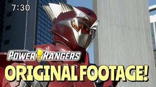Beast Morphers to have a Lot of Original Footage? Dark Ranger & More!