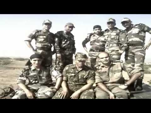 Indian Army men In Uniform video