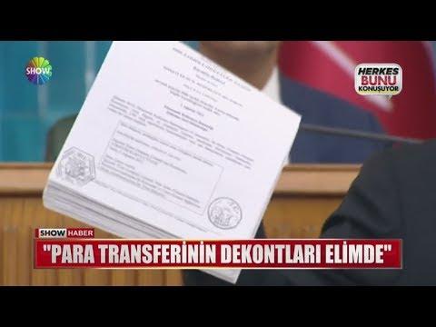 """Kılıçdaroğlu: """"Para transferinin dekontları elimde"""""""