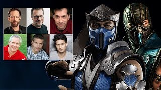 Comparing The Voices - Sub Zero (Updated)