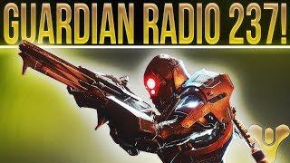 Guardian Radio Ep 237. Destiny 2 2018 Development Plan, Roadmap, Spring/Fall Updates & More!