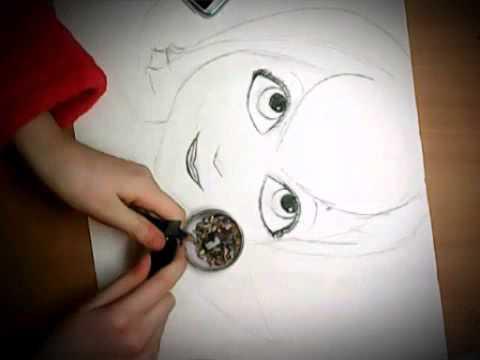 Видео как нарисовать Монстры на каникулах