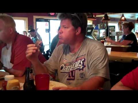 Stomach Stuffer Contest @ Wild Waters in Danbury, WI