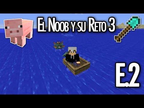 GUARDIANES??!! - E2 El Noob y su Reto 3 - [LuzuGames]