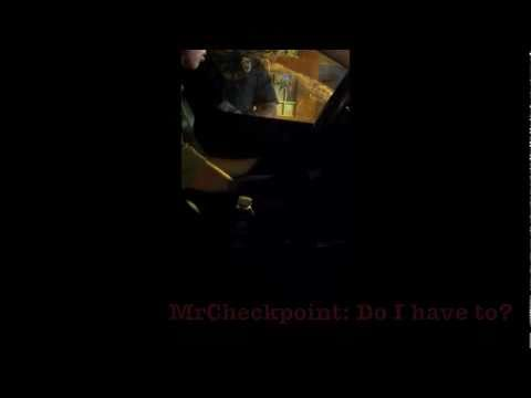 0 Hidden Camera footage through DUI Checkpoint. Officer searches wallet!!