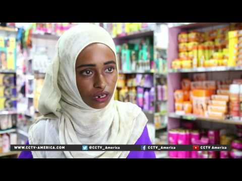 International Women's Day: Women step up to rebuild Somalia
