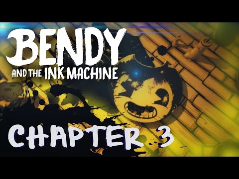 BENDY AND THE INK MACHINE | Chapter 3 Trailer (Fan Made Teaser)