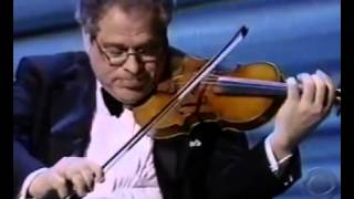 Itzhak Perlman Playing Shindler 39 S List Theme Rememberances