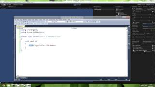 Unity 3D C#
