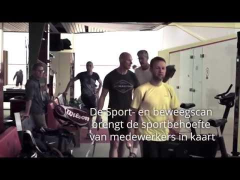 Bedrijfssportfilm Sport & Zaken