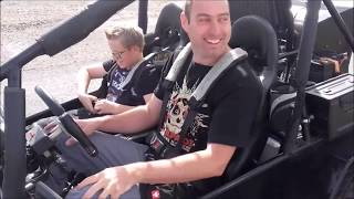 RC Good Year D.A  Neue Buckelpiste ! 1/1er Buggy Fahrspaß ! Video